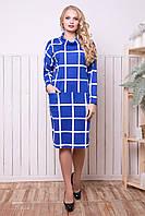 Платье  больших размеров Хелен р 52,54,56,58