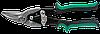 Ножиці для різання листового металу ліві, TOPEX (01A425)