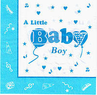 "САЛФЕТКИ ""BABY BOY"""