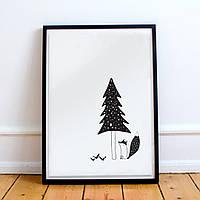 Постер Forest Fox
