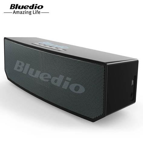 Bluedio BS-5 Black беспроводная Bluetooth колонка, фото 2