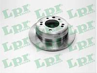 Диск тормозной задний Kia Ceed 2006-->2012 LPR (Италия) K2017P