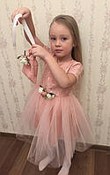 Нарядное платье для девочек 0102/14