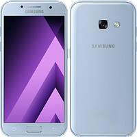 """Смартфон Samsung A320F Galaxy A3 2017 (SM-A320FZBD) Blue, 2/16Gb, 8 ядер, 13/8Мп, 4.7"""", 2 sim, 4G."""