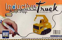 Индуктивный грузовик волшебная ручка