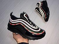 Мужские кроссовки Nike Air Max 97 Undefeated Black