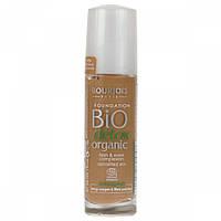 Тональный крем-основа для лица органический Bourjois Bio Detox Organic №58 (dark bronze)