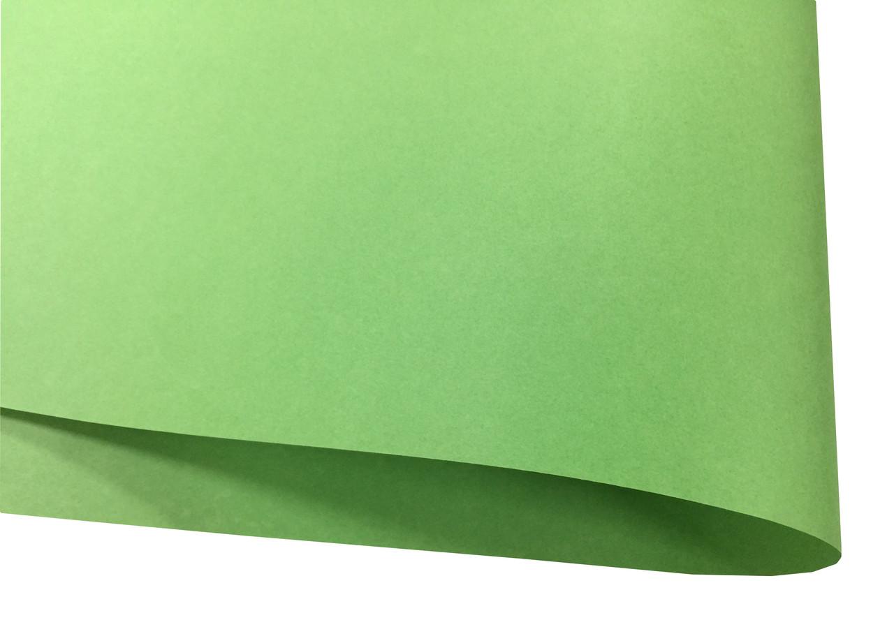 Дизайнерская бумага Hyacinth Inspiration светло зеленя, 110 гр/м2