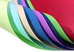 Дизайнерская бумага Hyacinth Inspiration светло зеленя, 110 гр/м2, фото 2