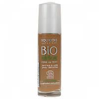 Тональный крем-основа для лица органический Bourjois Bio Detox Organic №59 (light brown)
