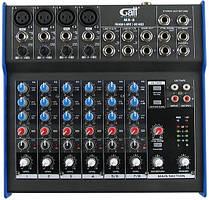 Микшерный пульт Gatt Audio MX-8