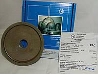 Алмазный шлифовальный круг 100х6х2х12х20  А. Тарелка (12А2-20) Базис АС4 Связка В2-01
