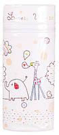 Термоконтейнер Ceba Baby Jovely World 70*80*230мм универсальный  белый (жираф, слон)
