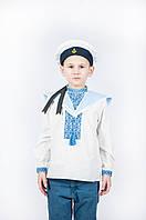 """Костюм """"Моряк мини"""" (бескозырка и воротник)"""