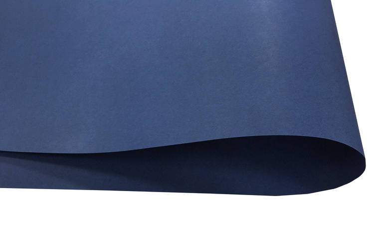 Дизайнерский картон Hyacinth Inspiration синий, 110 гр/м2