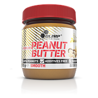 Арахисовая паста Olimp Premium Peanut Butter smooth ( 350g)