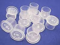 Капсули, контейнери для перманентного макіяжу (d=11x10), фото 2