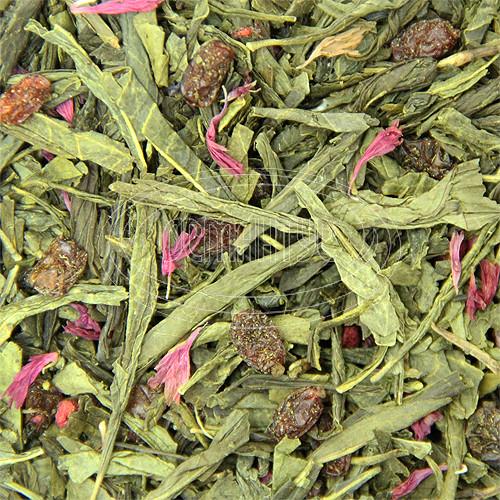 Барбарисовый зеленый чай 500 грамм