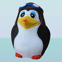 Копилка Пингвин летчик