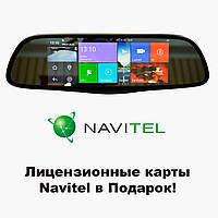 Зеркало заднего вида Prime-X 108 3G Android, фото 1