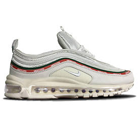 Мужские кроссовки Nike Air Max 97 Undefeated white