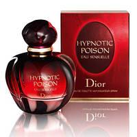 Туалетная вода женская  Hypnotic Poison Christian Dior