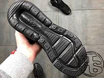 Мужские кроссовки Nike Air Max 270 Flyknit Triple Black AH8050-005, фото 3