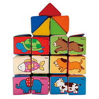 Набор развивающих кубиков Ks Kids (10773)