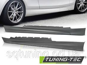 Накладки порогов BMW E81 / E82 / E88 04-13 M-TECH
