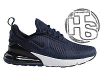 Мужские кроссовки Nike Air Max 270 Flyknit Blue/White
