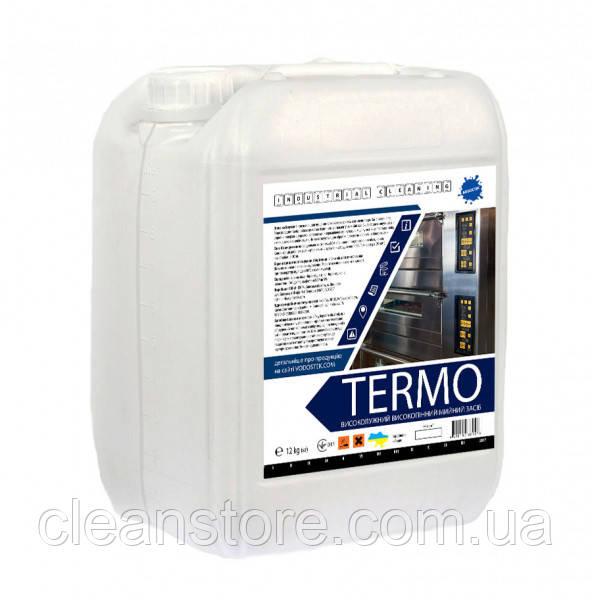"""Щелочное моющее средство для  термокамер """"TERMO высокопенный """", 12 кг"""