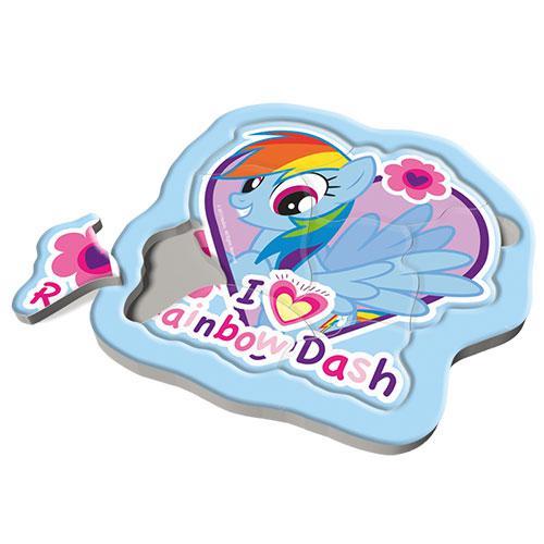 Пазлы 36118  Trefl, Hasbro,My Little Pony, макси, 8дет, в кор-ке, 21,5