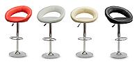 Барный стул Hoker FARO-EKO с регулированием высоты сиденья и поворотом на 360 градусов, фото 1