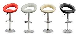 Барный стул Hoker FORZA с поворотом сиденья на 360 градусов