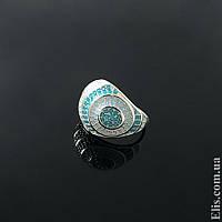 Серебряное Кольцо Трюфель