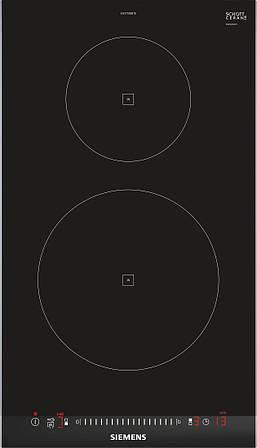 Индукционная варочная поверхность Siemens EH375FBB1E (Домино, 30 см, 2 зоны нагрева)
