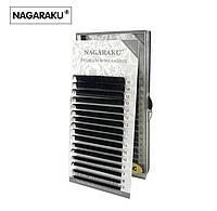 Ресницы для наращивания на ленте микс Nagaraku