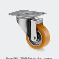 Поворотный ролик 3470ITP100P62, Ø 100 мм