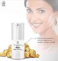 Сыворотка для дневного ухода с частицами золота Cellular Gold Serum Day Luxe Collection 20 ml