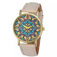 Часы женские наручные кварцевые 642п-б