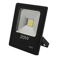 Прожектор светодиодный 20W 4100K IP65 LED Original