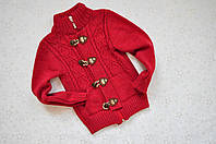 Теплый свитер, кардиганчик 92-2
