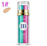 BB крем+база под макияж BIOAQUA Natural Flawless BB cream №2, фото 1