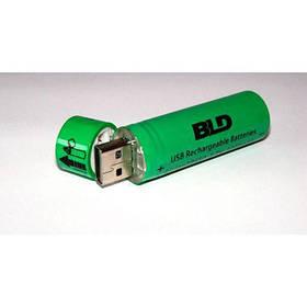 Аккумулятор 18650 Li-ion 4.2v USB18650 3800mah c USB зарядкой