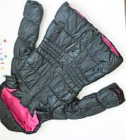 Демисезонная куртка для девочки  на 4-7 лет