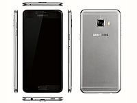 "Смартфон Samsung Galaxy С5 C5000 Dark Grey, 4/32Gb, 4 ядра, 16/8Мп, 5.2"", 2 sim, 4G, 2600mAh., фото 1"