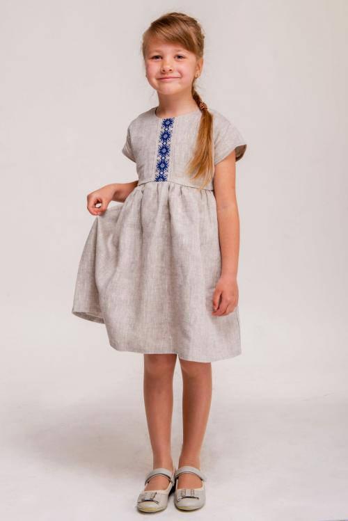"""Дитяча вишита сукня  """"Традиційна"""""""