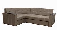 Угловой диван Garnitur.plus Элегант 2 бежевый 165 см