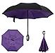 Зонты обратного сложения (зонт наоборот, зонт антиветер, антизонт, Up-Brella), фото 3