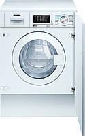 Встраиваемая стиральная машинка  Siemens WK 14D541 EU